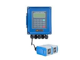 UF2000B Economic type Clamp-on Ultrasonic Water Flowmeter