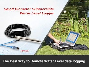 The Best Way to Remote Water Level data logging
