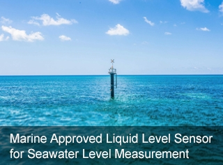 Marine Approved Liquid Level Sensor for Seawater Level Measurement