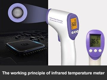 The working principle of infrared temperature meter