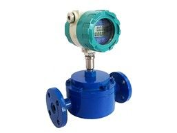 HEG Oval Gear Flow Meter