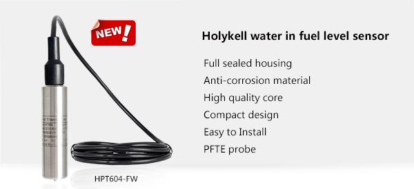 water in fuel level sensor
